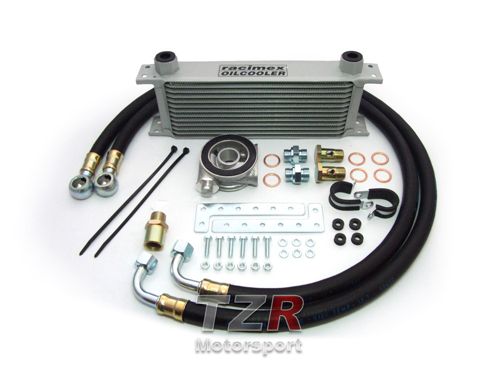 Racimex Ölkühler Kit 13R VW G40 G60 16V 1,8T Golf Turbo - TZR-Motorsport