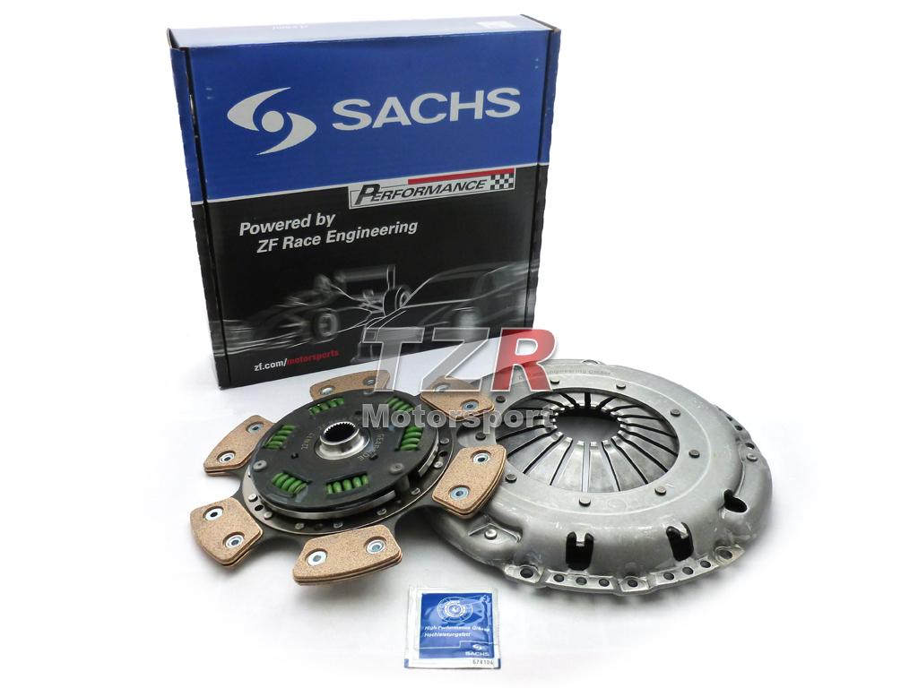 sachs performance kupplung kit 6 pad sinter vw golf 3 2l