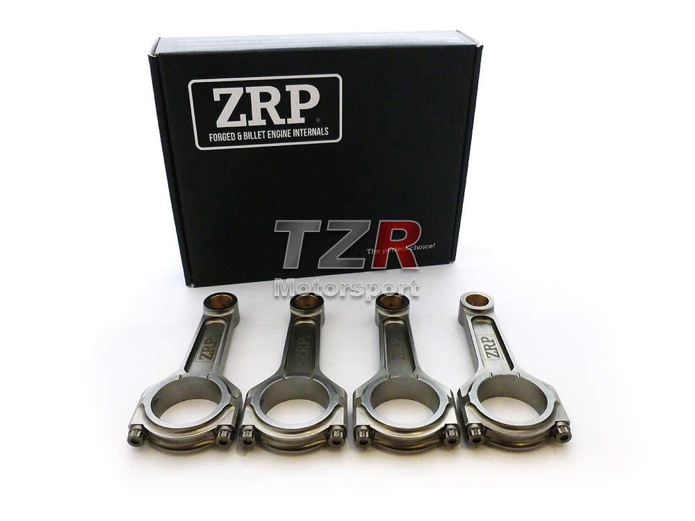 ZRP Stahlpleuel Opel Corsa 1 6L 16V (X16XE/L) 129 75 mm x 18 00 mm
